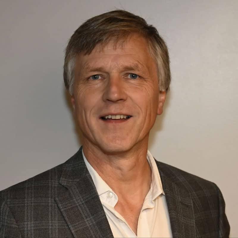 Olav Kristian Huseby, varaordfører i Sør-Aurdal