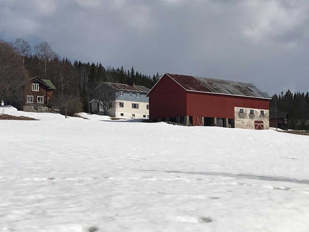 Steinbråtån 55, Hedalen